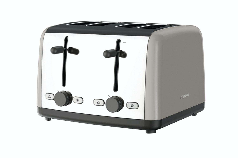 Kenwood Scene 4 Slice Toaster | TTM480GY