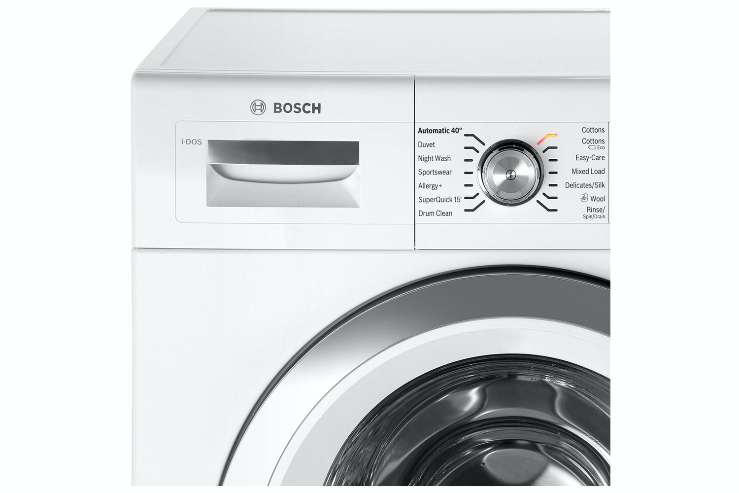 Bosch 9kg IDOS Washing Machine | WAWH8660GB