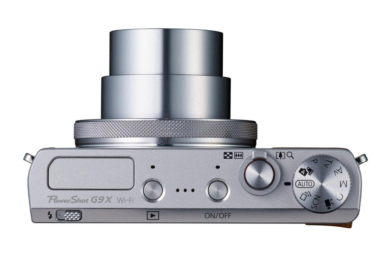 Canon G9x II | Silver