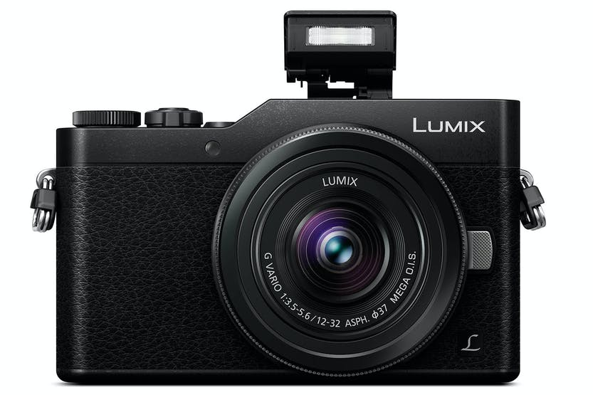 Panasonic GX800 & 12-32mm Lens Kit | Black