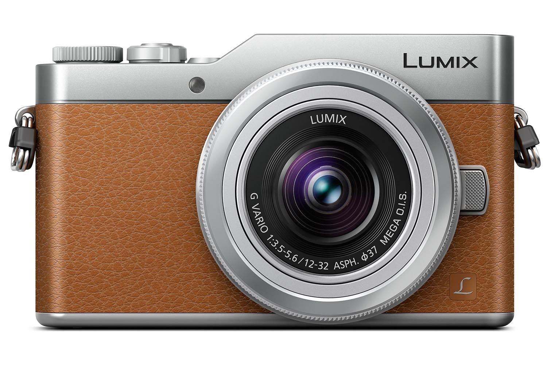 Panasonic GX800 & 12-32mm Lens Kit | Silver & Tan