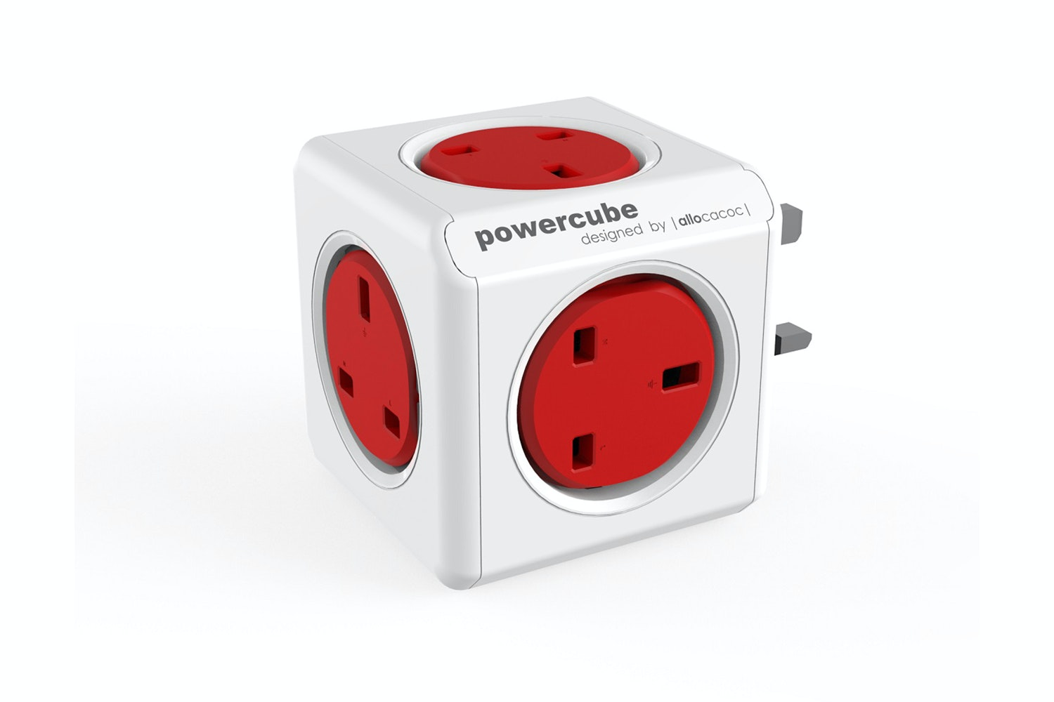 PowerCube Original Socket | Red