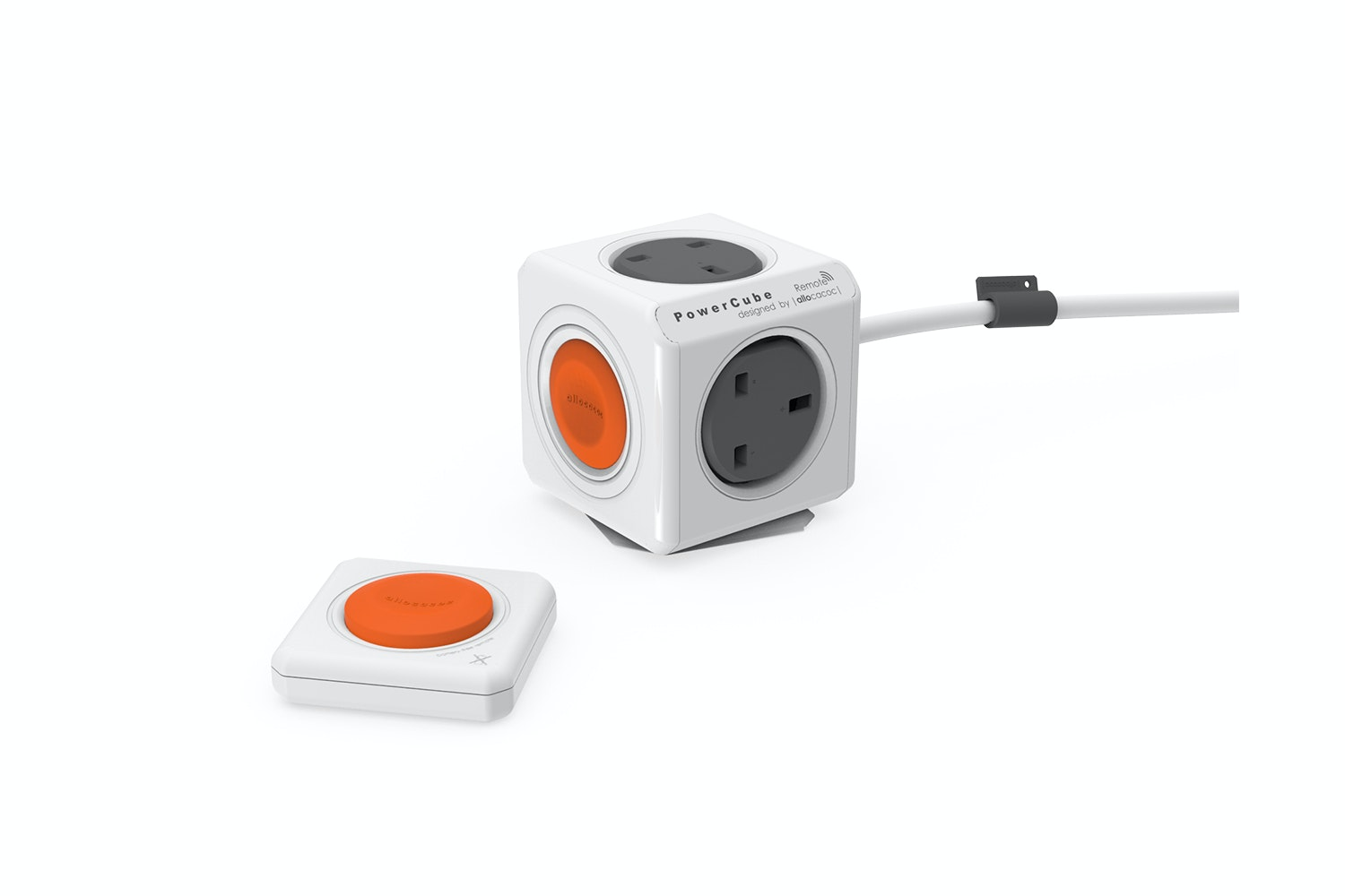 PowerCube Socket with Remote | 1.5m