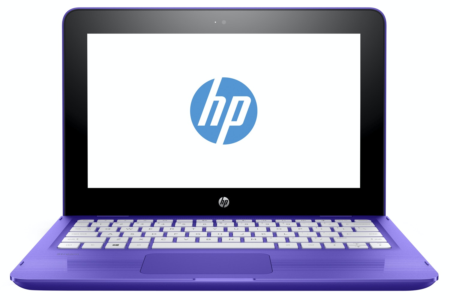 HP Stream x360 11-aa004na Convertible Laptop | Violet purple