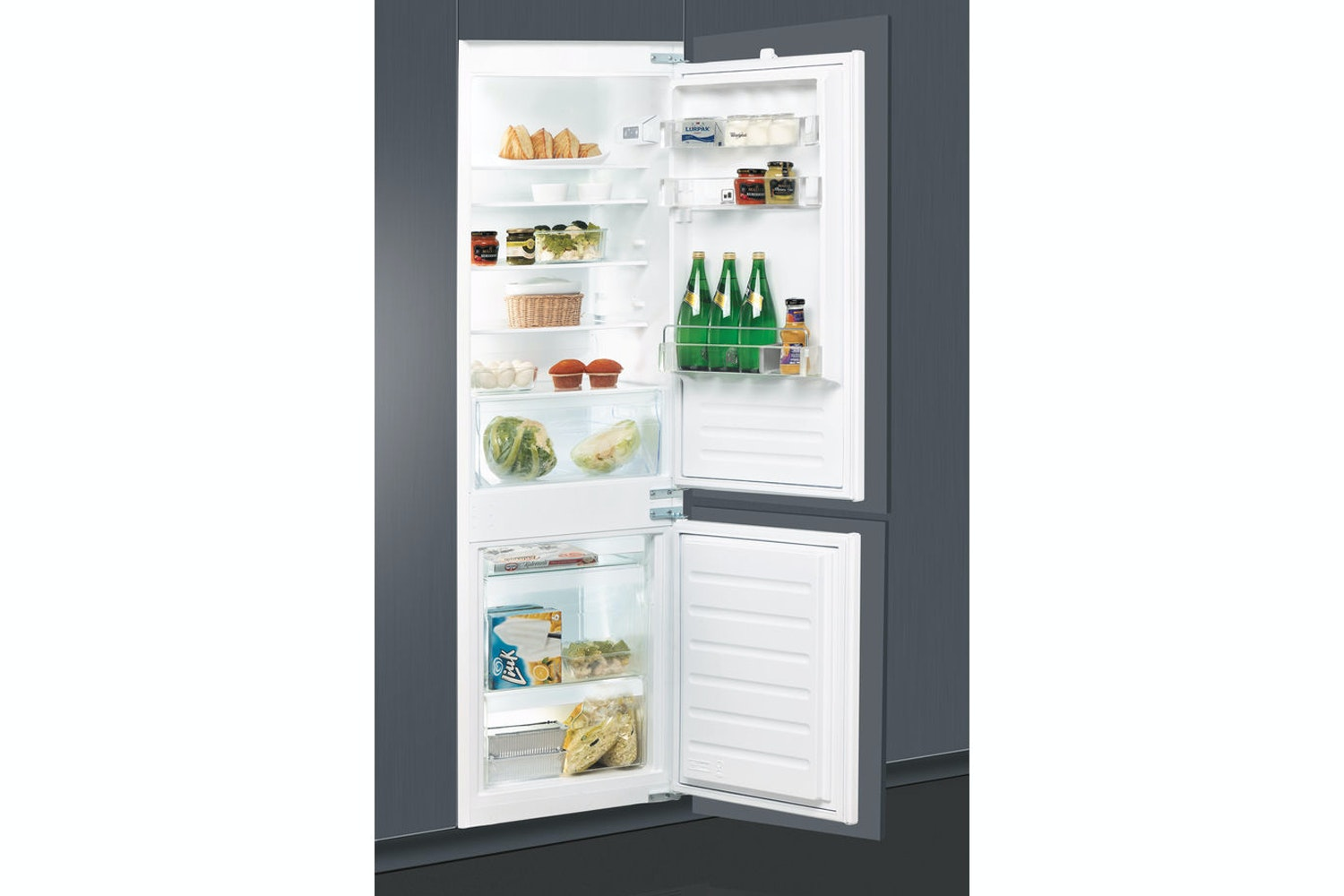 Whirlpool Built-In Fridge Freezer | ART6550/A+SF