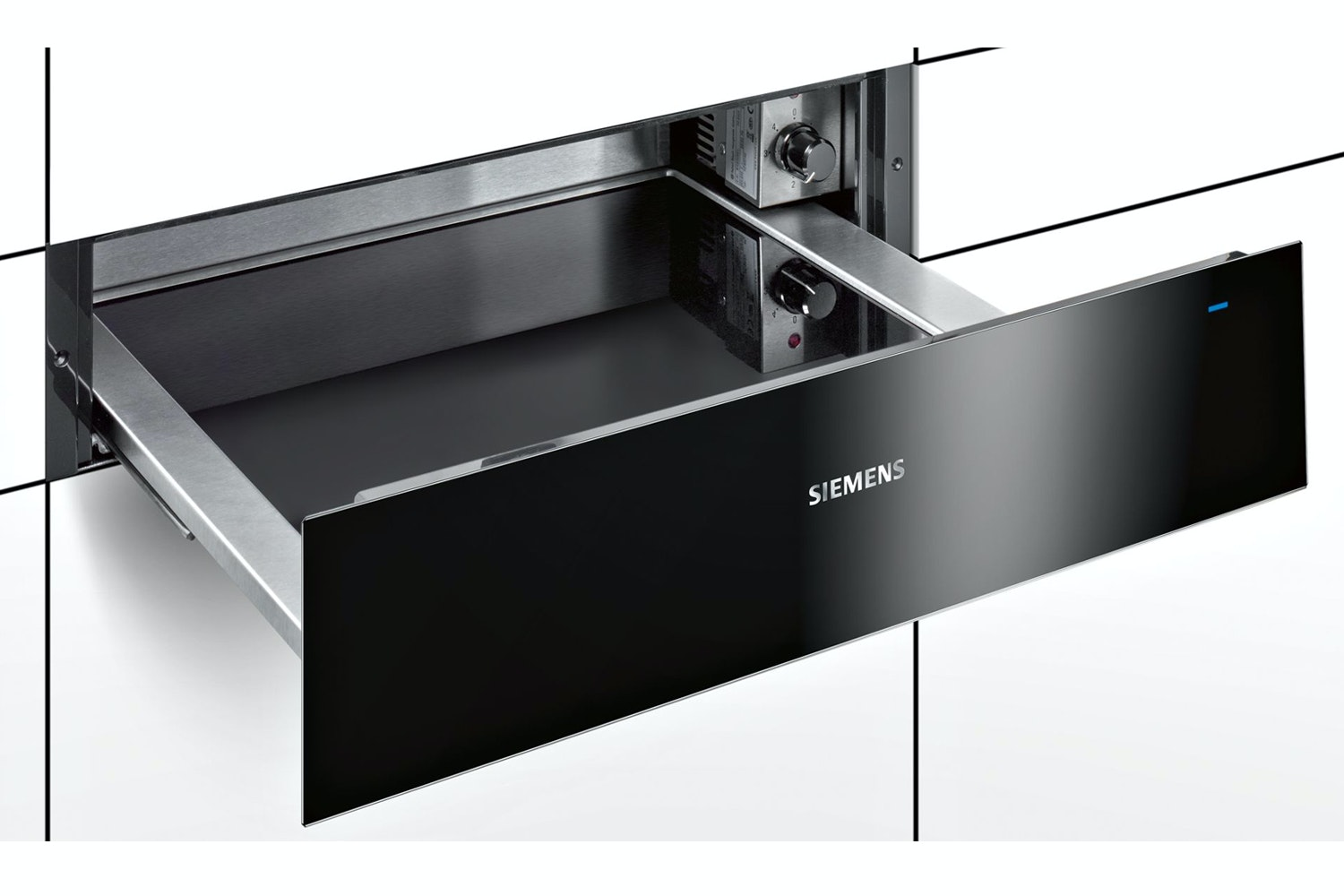 Siemens Warming Drawer | BI630CNS1B