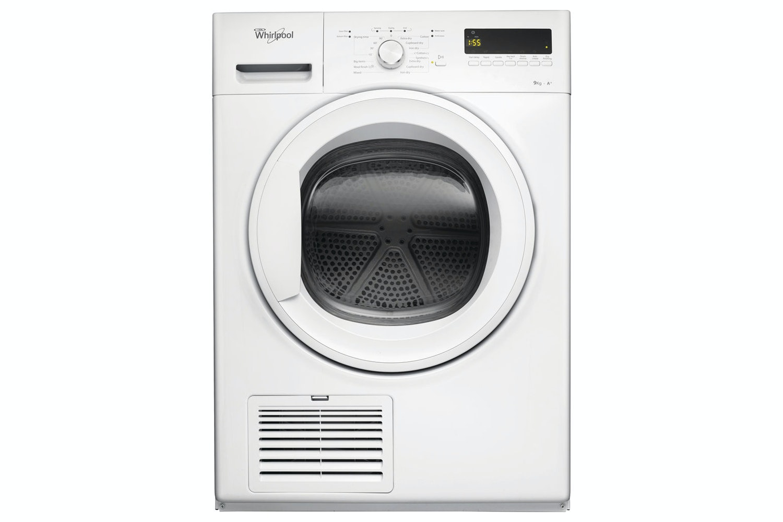 Whirlpool 9kg 6th Sense Condenser Dryer | DDLX90110