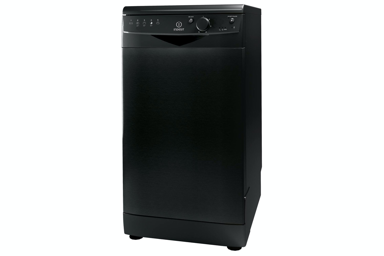 Indesit Slimline Dishwasher | 10 Place | DSR15BK