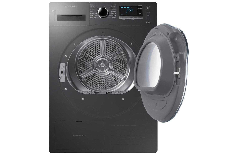 Samsung 8kg Heat Pump Condenser Dryer | DV80K6010CX/EU