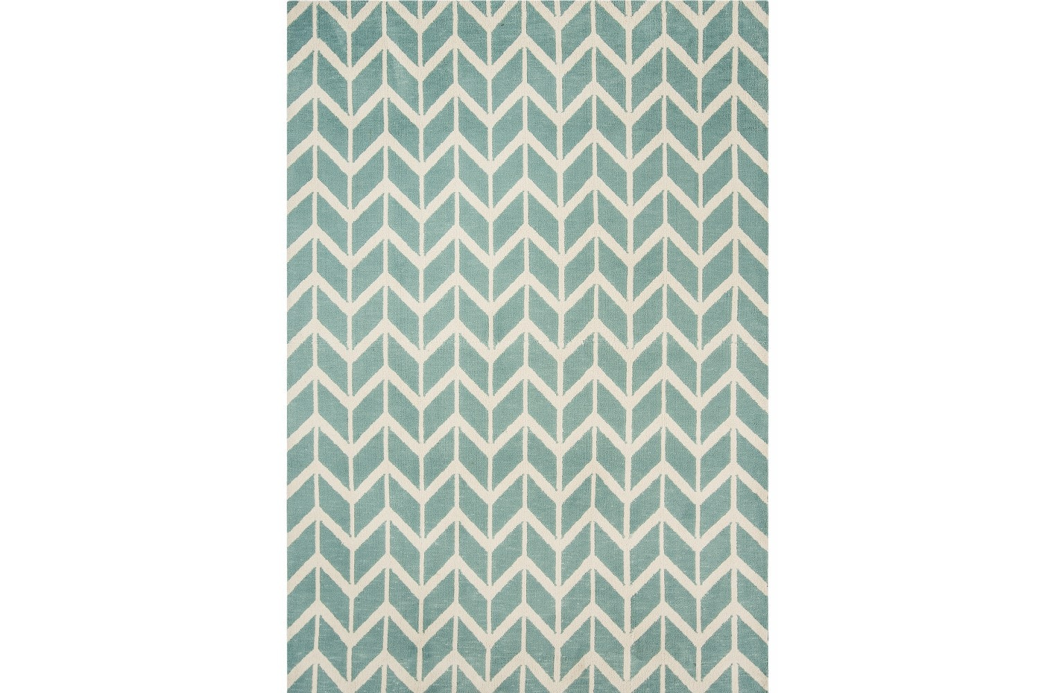 Arlo | Chevron Blue 160X230