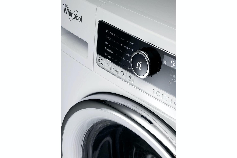 Whirlpool 9kg 6th Sense Washing Machine | FSCR90420