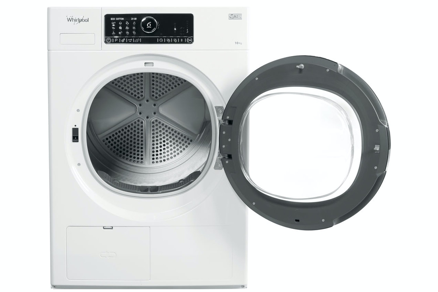 Whirlpool 10kg 6th Sense Heat Pump Condenser Dryer | HSCX10431