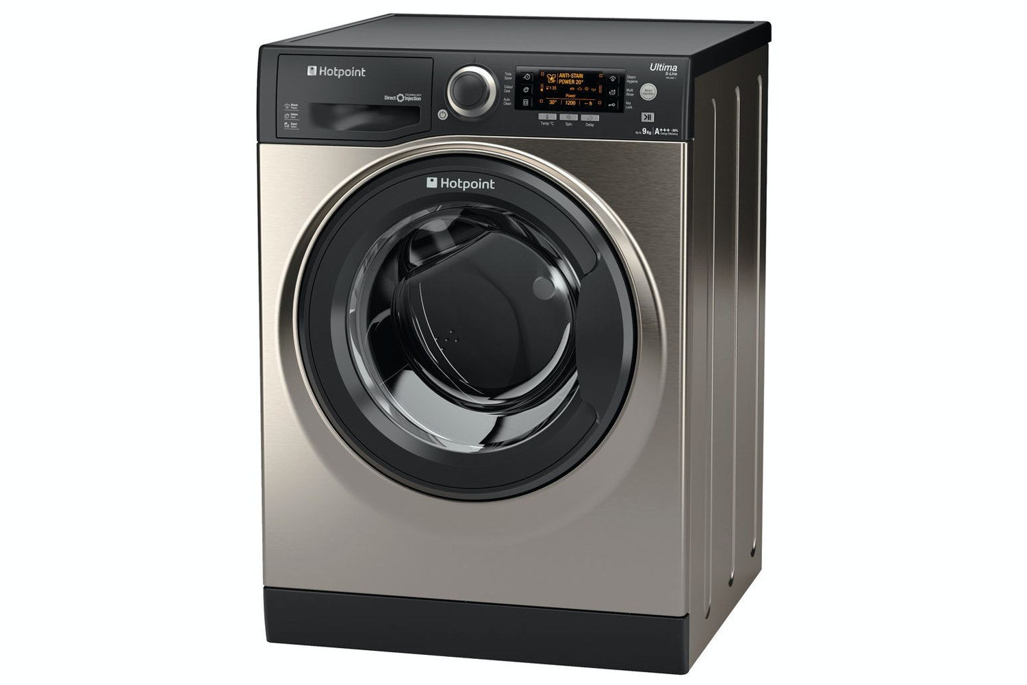 Hotpoint 9kg Graphite Washing Machine | RPD9467JGG
