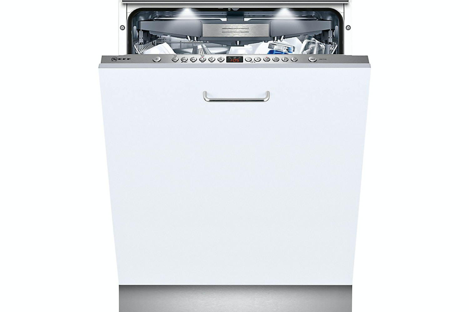 Neff Fully Integrated Dishwasher | S51M66X0GB