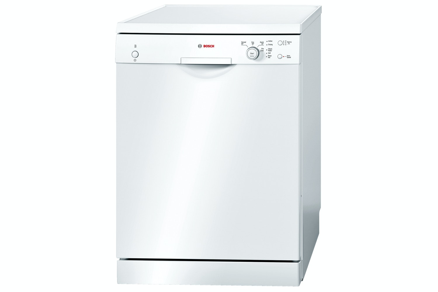 Bosch 60cm Freestanding Dishwasher | SMS40C32GB