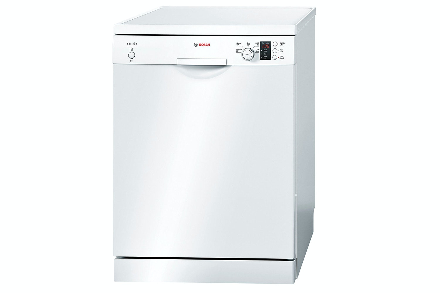 Bosch Serie 4 Freestanding Dishwasher | 12 Place | SMS50C22GB