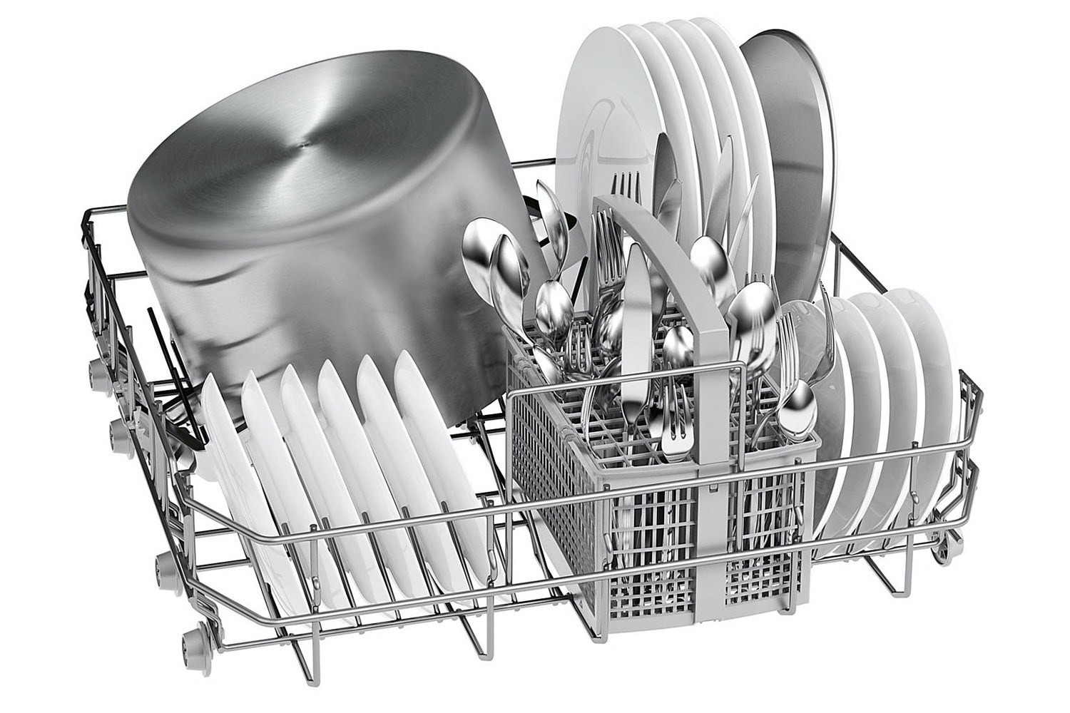 Bosch 12 Place Freestanding Dishwasher | SMS50C22GB