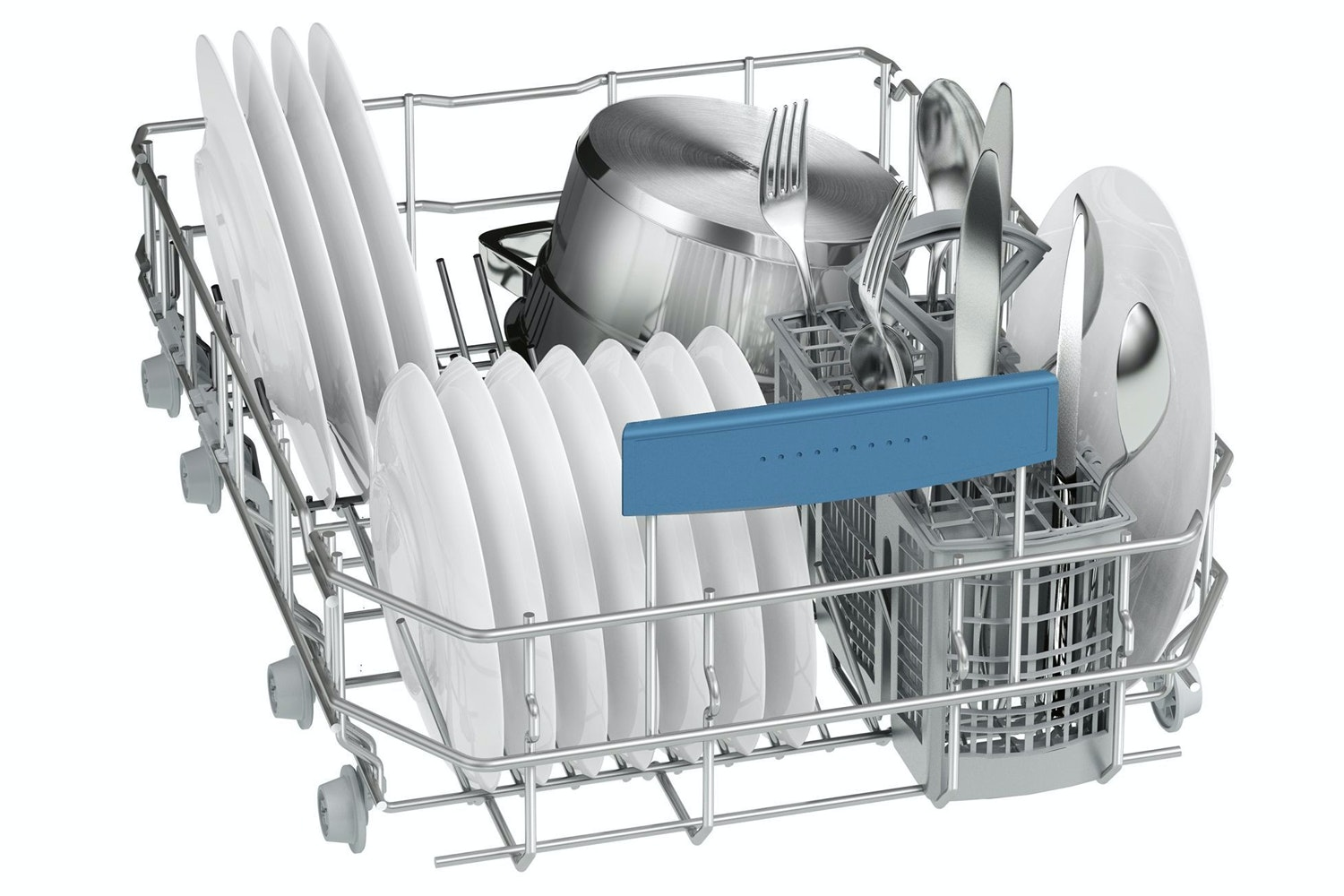 Bosch Serie 6 Freestanding Dishwasher | 9 Place | SPS53M08GB