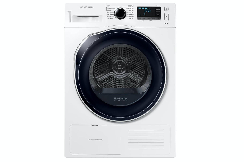 Samsung 9kg Heat Pump Condenser Dryer | DV90K6000CW/EU