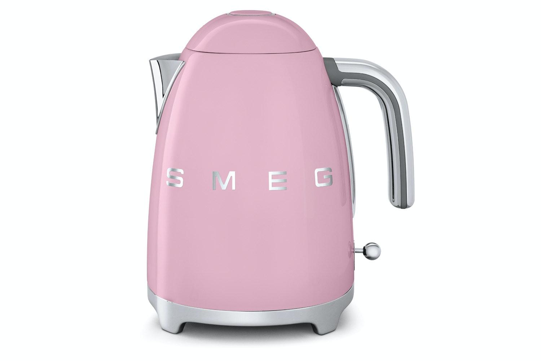 Smeg Retro Style Kettle | Pink