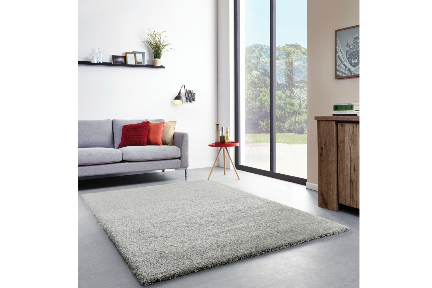 Drift Rug Grey | 200X290