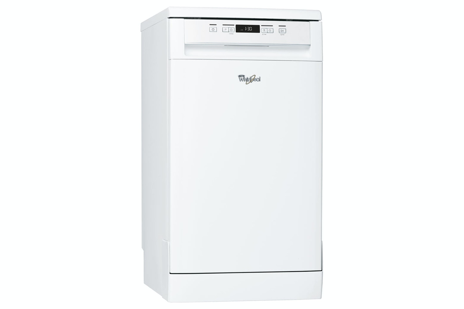 Whirlpool 10 Place Slimline Dishwasher | ADP301WH