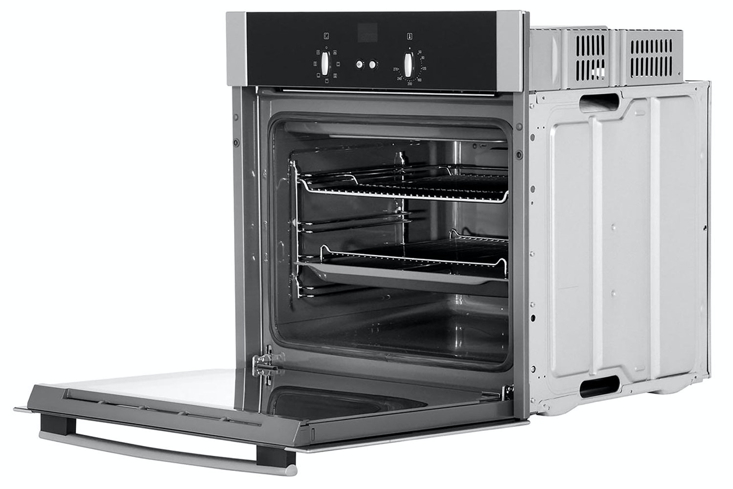 Neff Built In Electric Single Oven | B14M42N5GB