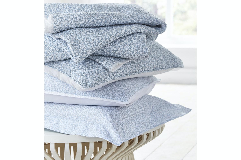 Delicate Cotton Print Pillow Sham