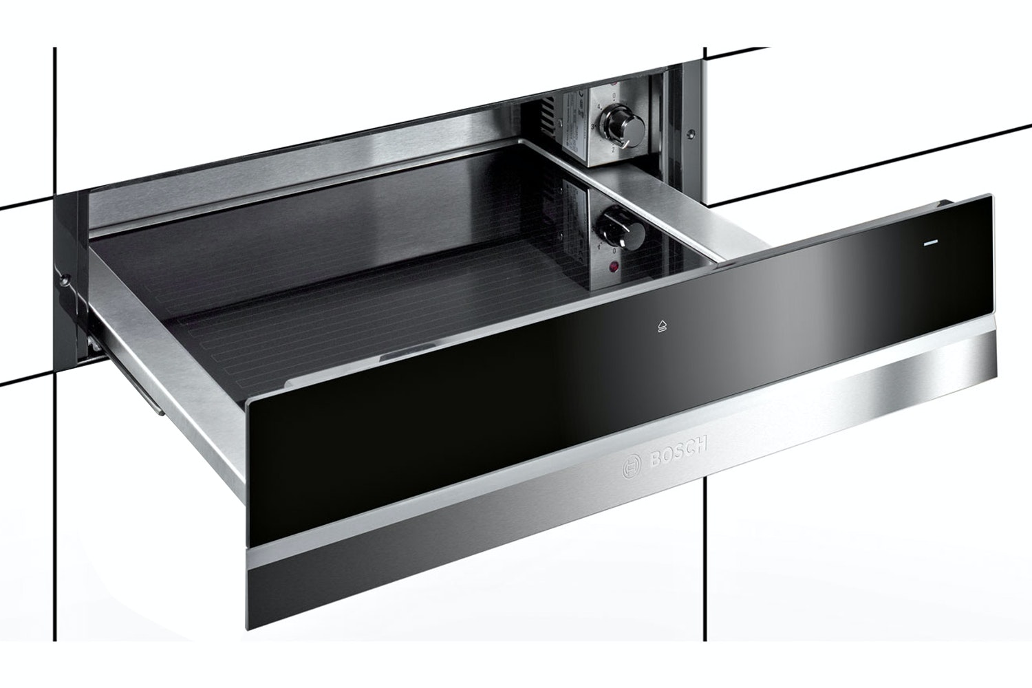 Bosch 20L Warming Drawer | BIC630NS1B
