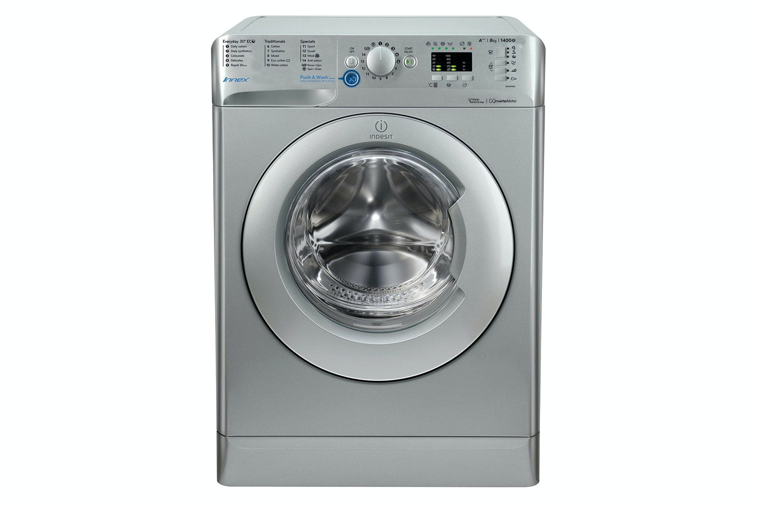 Indesit 8kg Washing Machine | BWA81483XS
