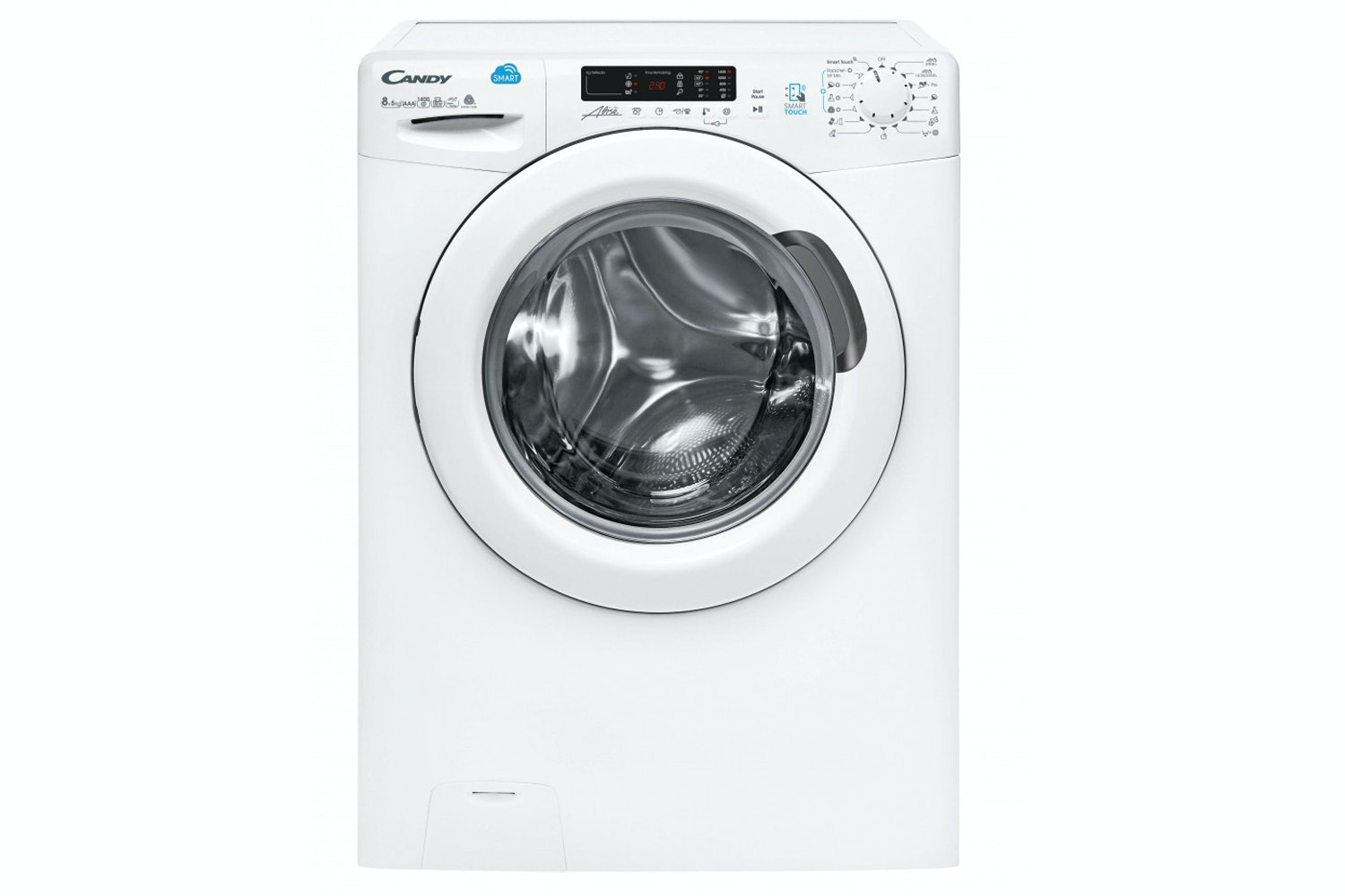 Candy 8kg/5kg Washer Dryer   CSW 485D-80