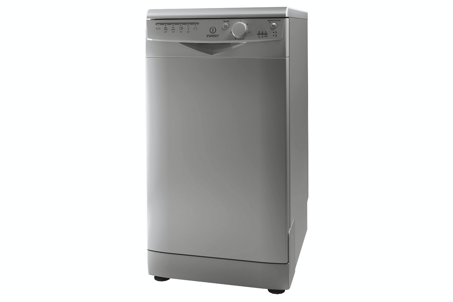 Indesit Slimline Dishwasher | DSR15BS