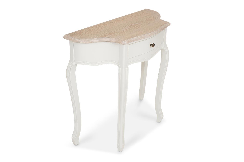 Bouvard Half Moon Console Table