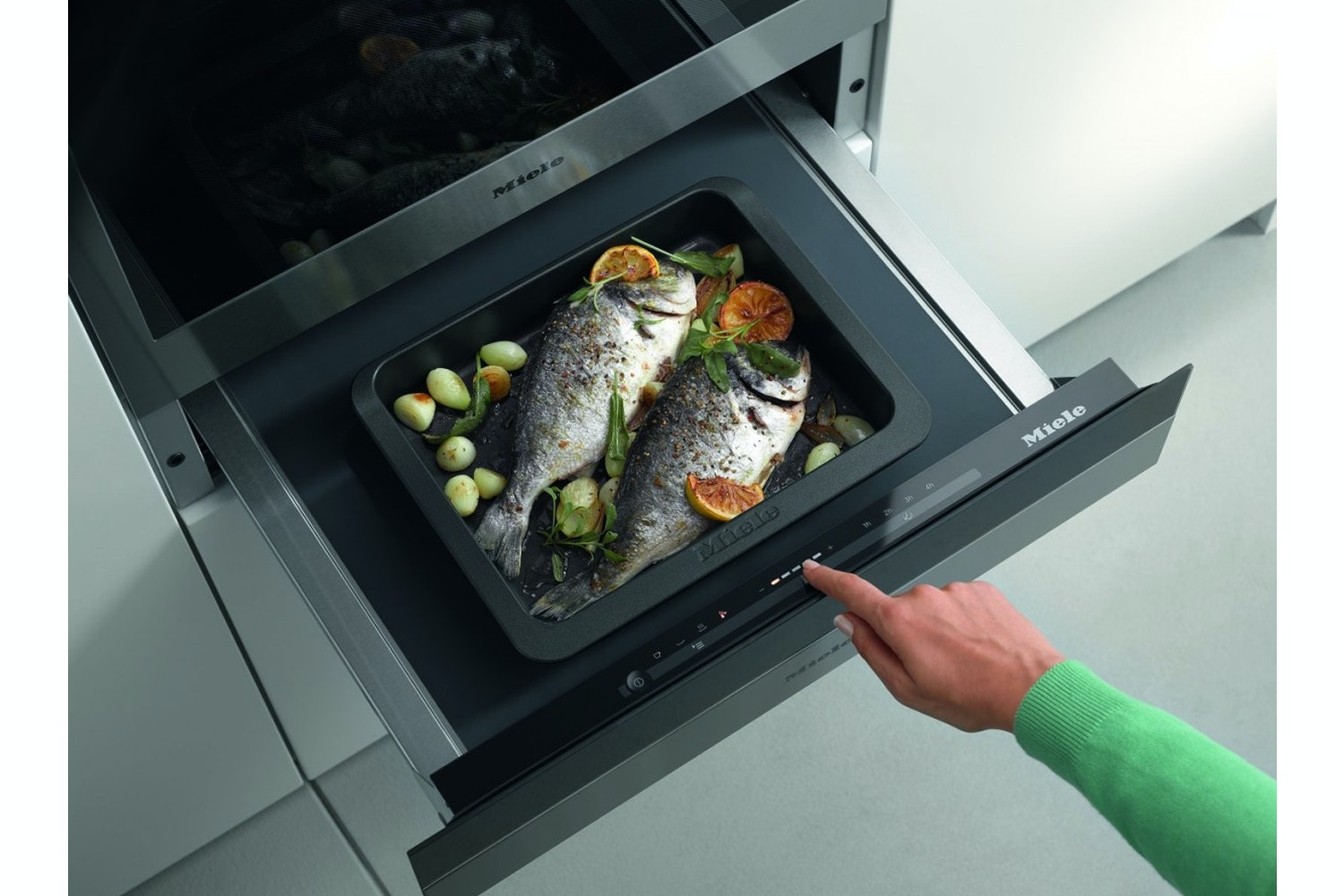 Miele Warming Drawer | ESW6114CLST