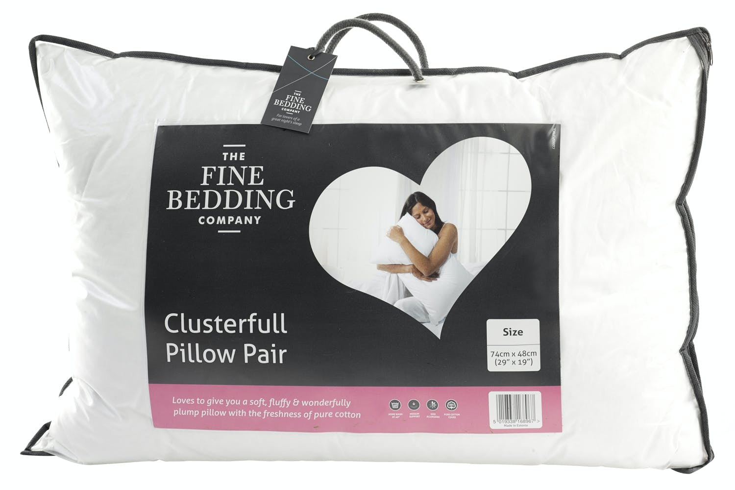 Clusterful Pillow | Pair
