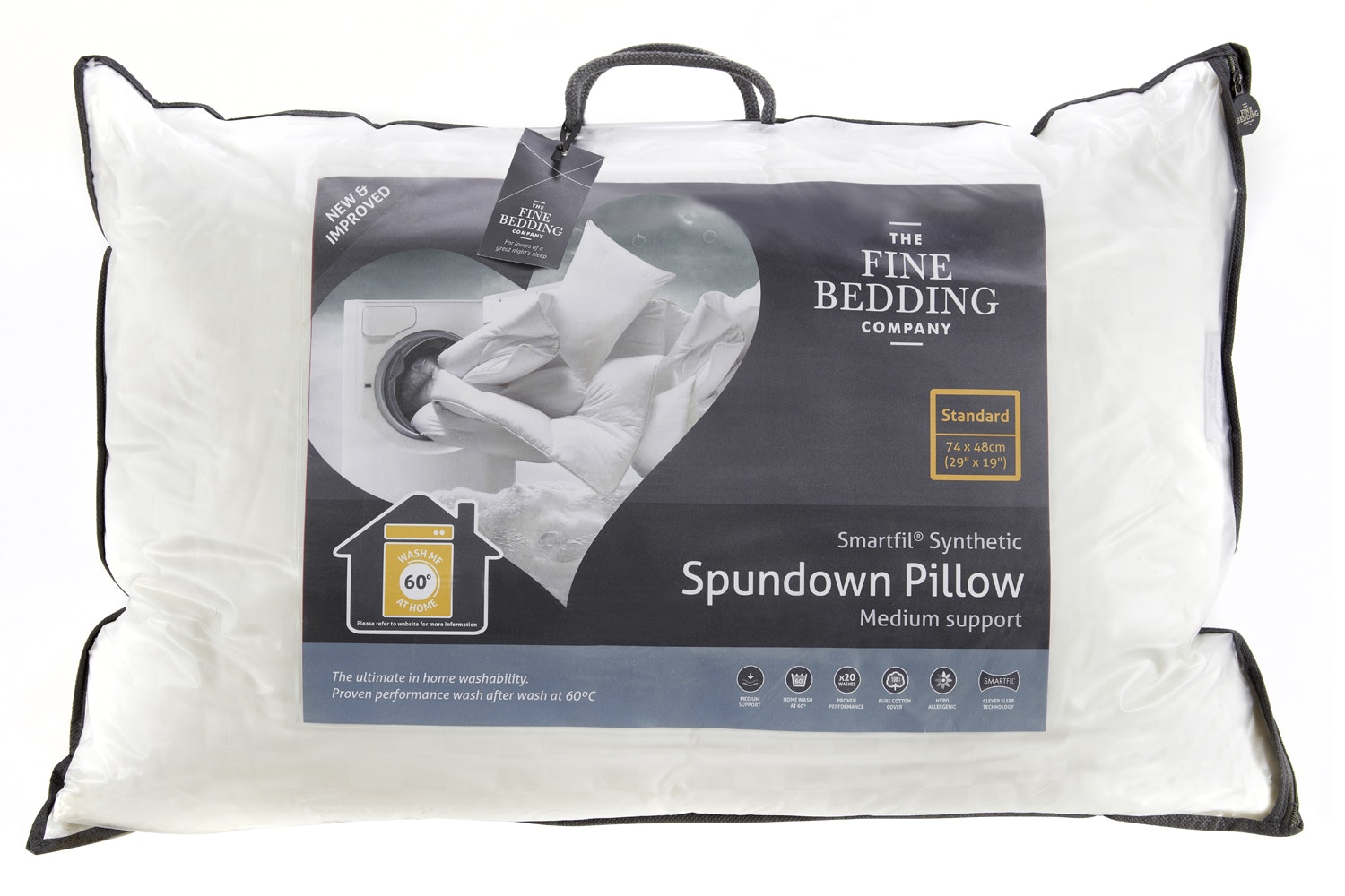 Spundown Firm Pillow