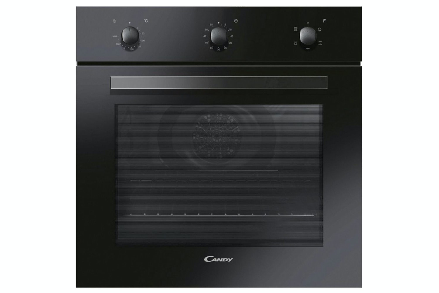 Candy Electric Black Single Oven | FPE403/6N