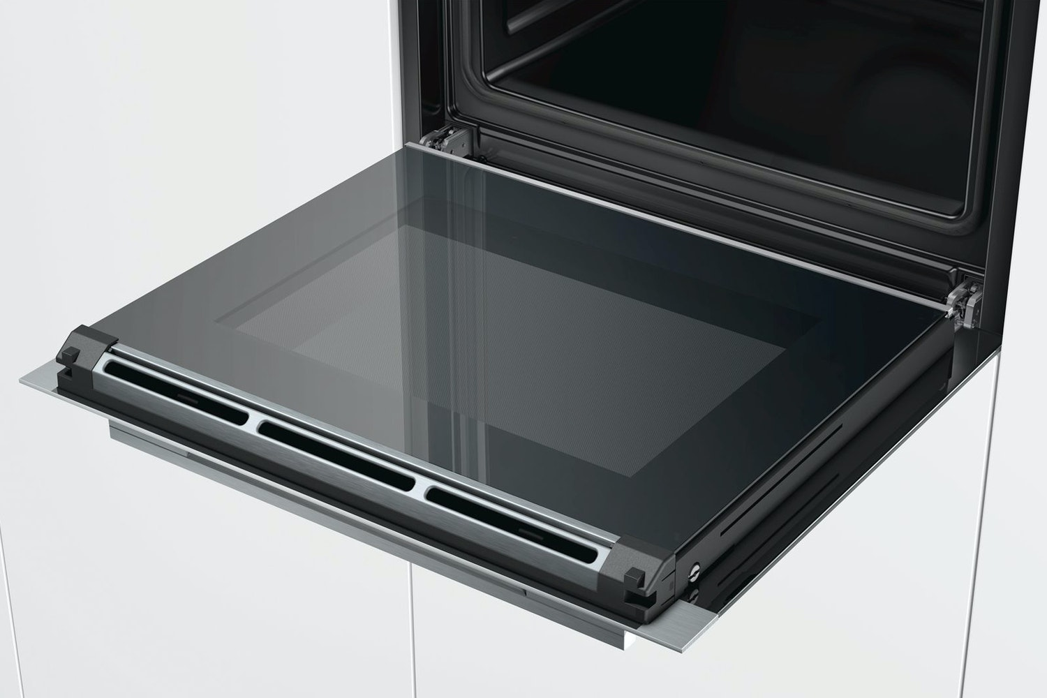 Siemens iQ700 Built-in Single Oven | HB632GBS1B