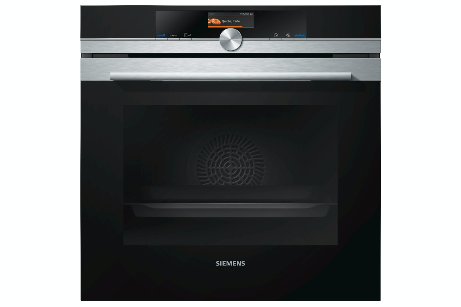 Siemens iQ700 Built-In Single Oven | HB676GBS6B
