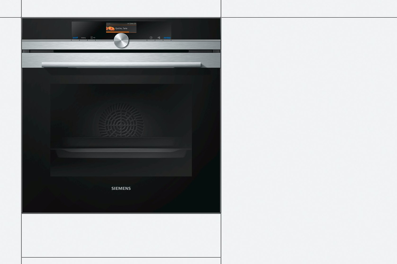 Siemens iQ700 Built-In Single Oven | HB676GBS6B