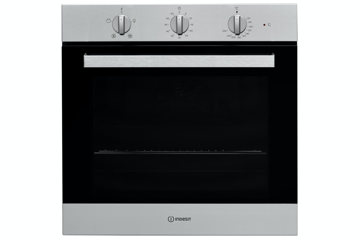 Indesit Electric Single Built-in Oven | IFW6330IX
