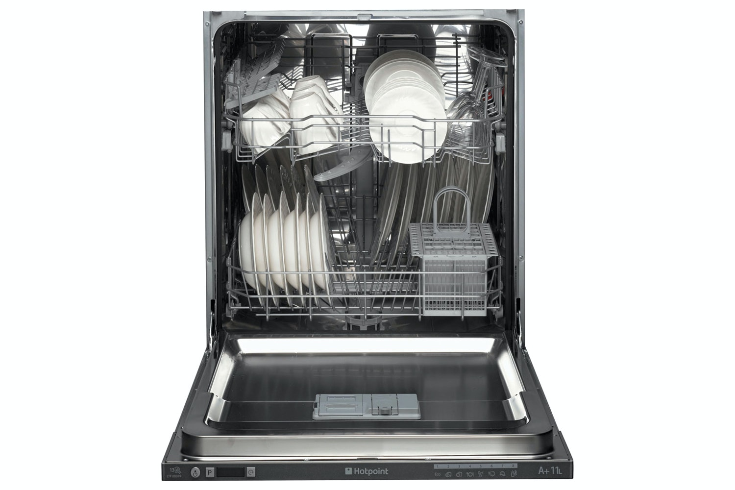 Hotpoint 13 Place Fully Integrated Dishwasher | LTF8B019