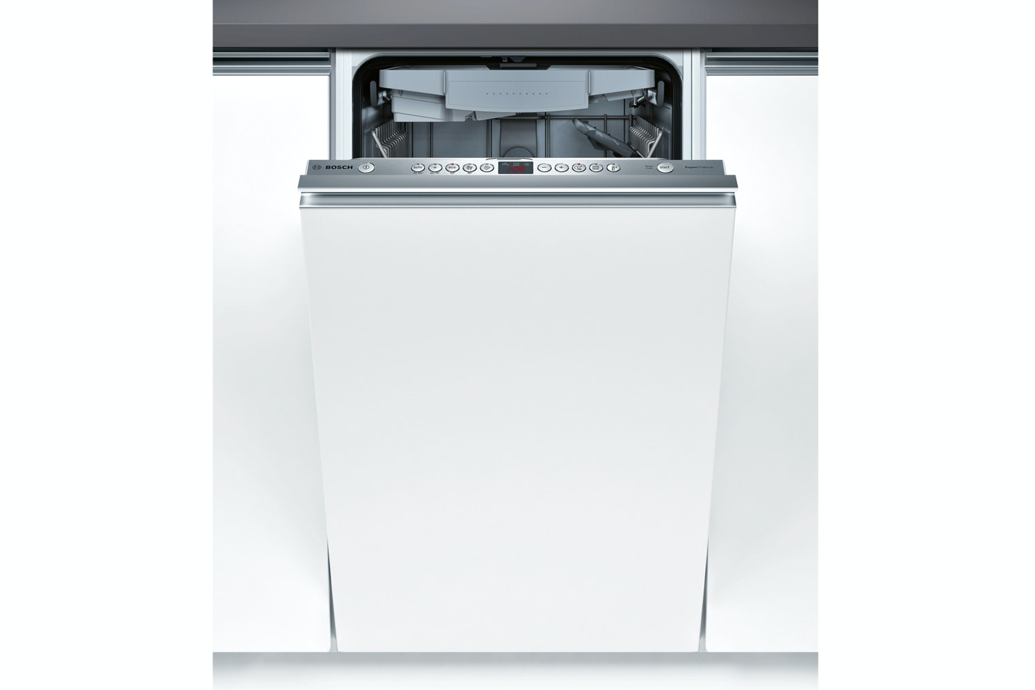 Bosch Series 6 Slimline Integrated Dishwasher | SPV69T00GB