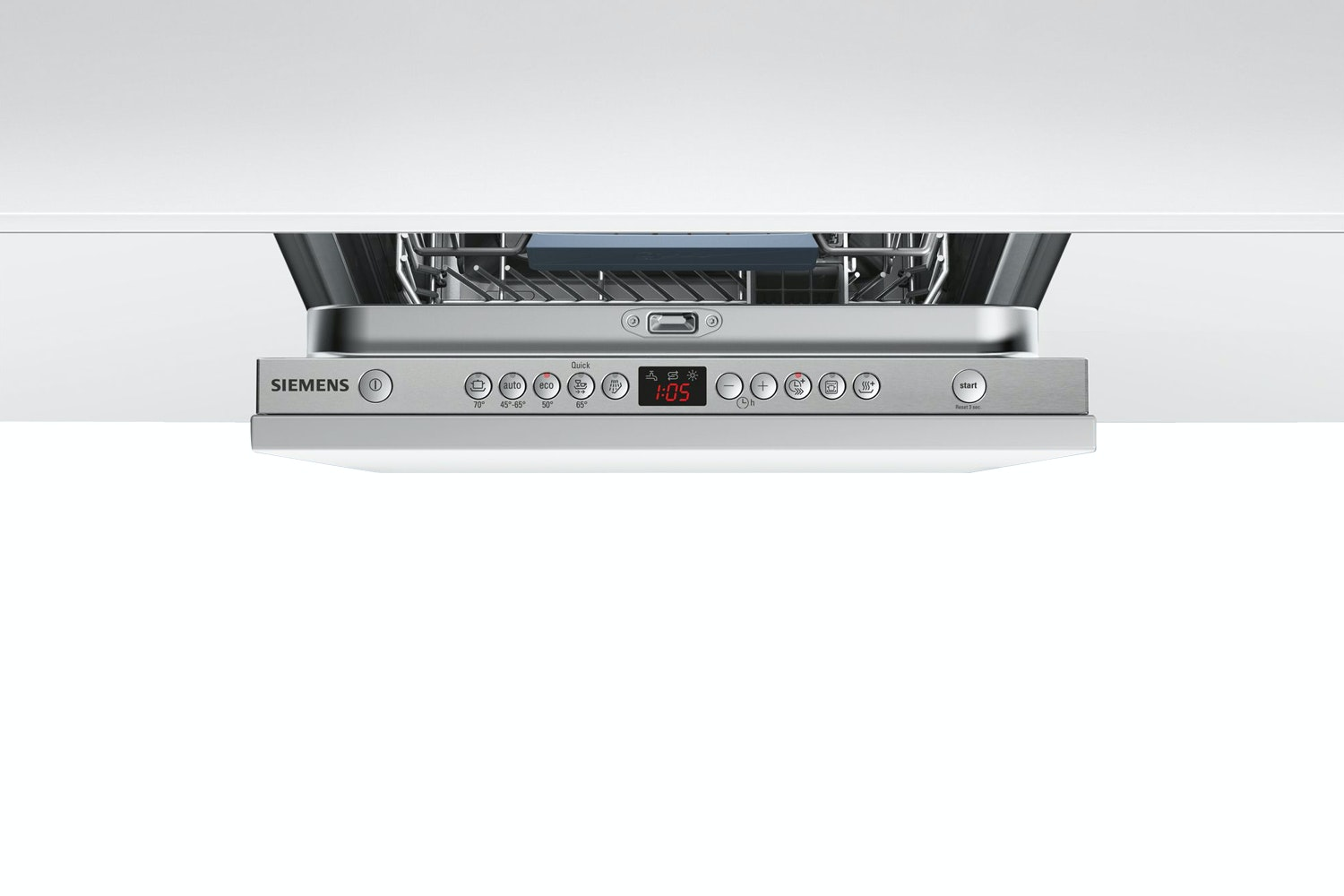 Siemens Fully Integrated Slimline Dishwasher | 10 Place | SR65T081GB