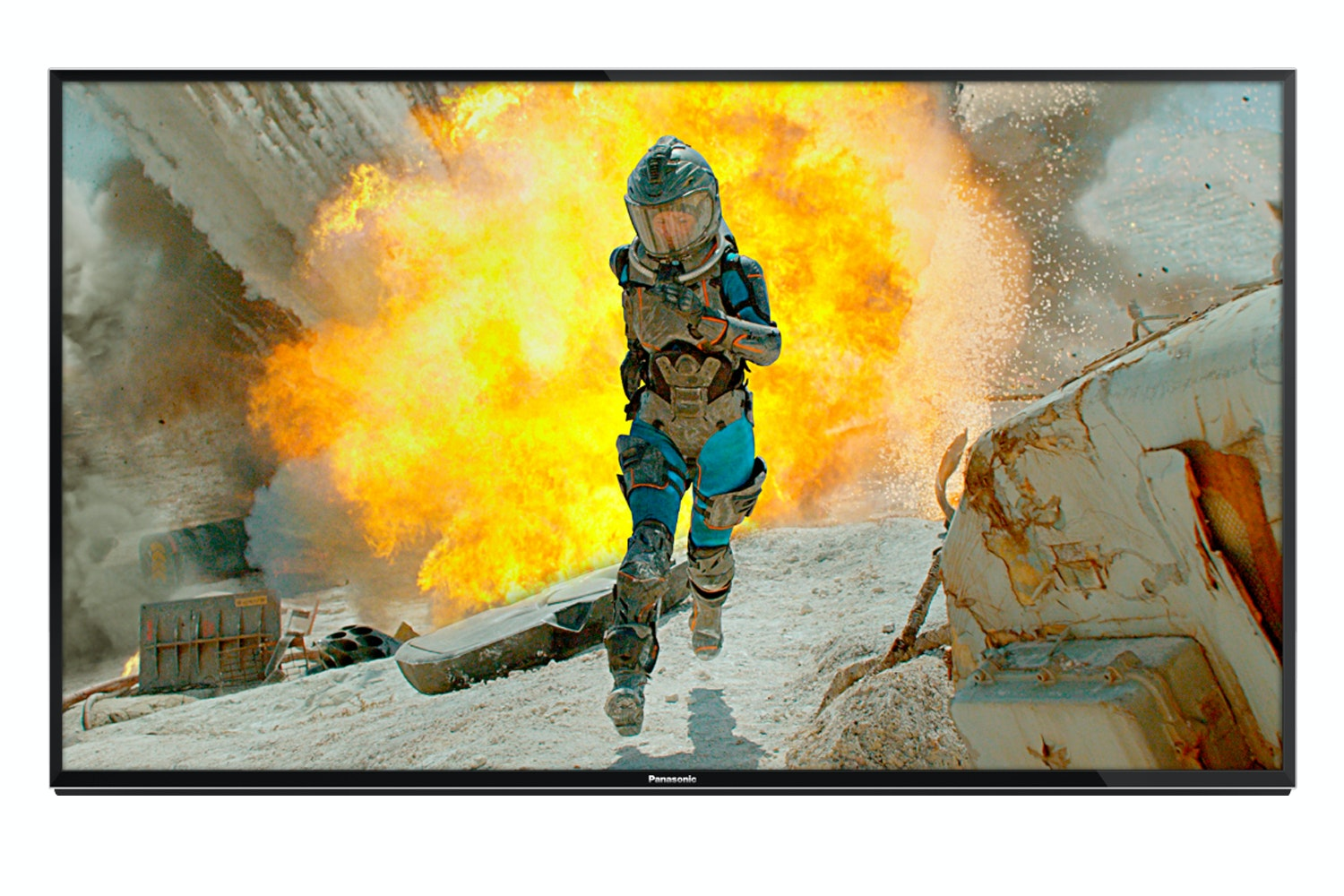 "Panasonic 49"" Full HD Smart LED 4K HDR TV 