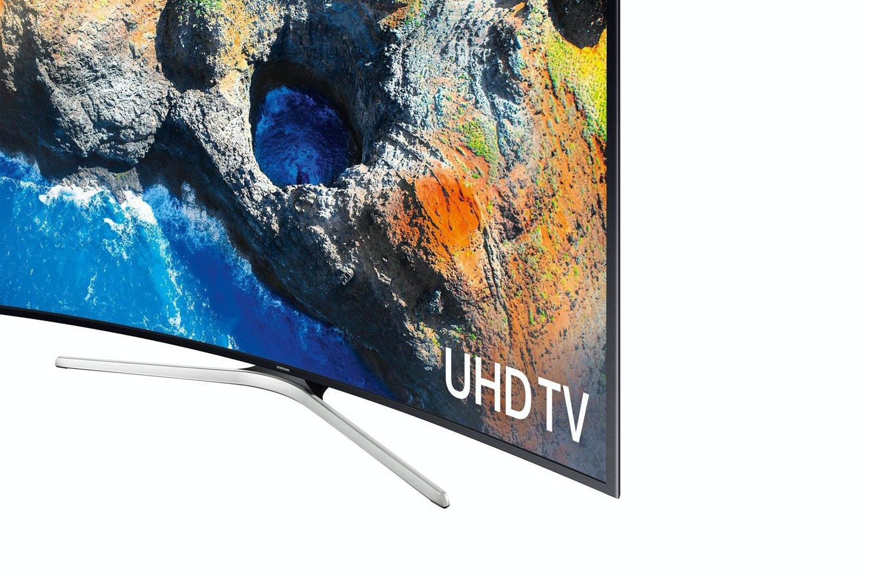 """Samsung 49"""" Curved Ultra HD Smart TV   UE49MU6200KXXU"""