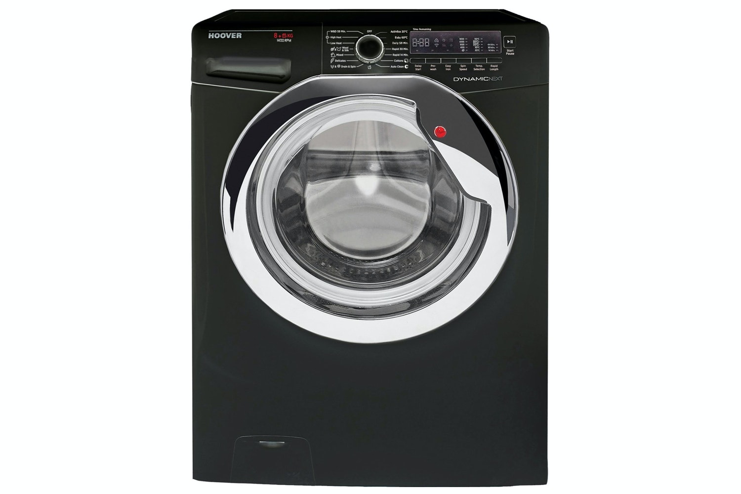 Hoover 8kg/5kg Washer Dryer | WDXC C4851B/1-80