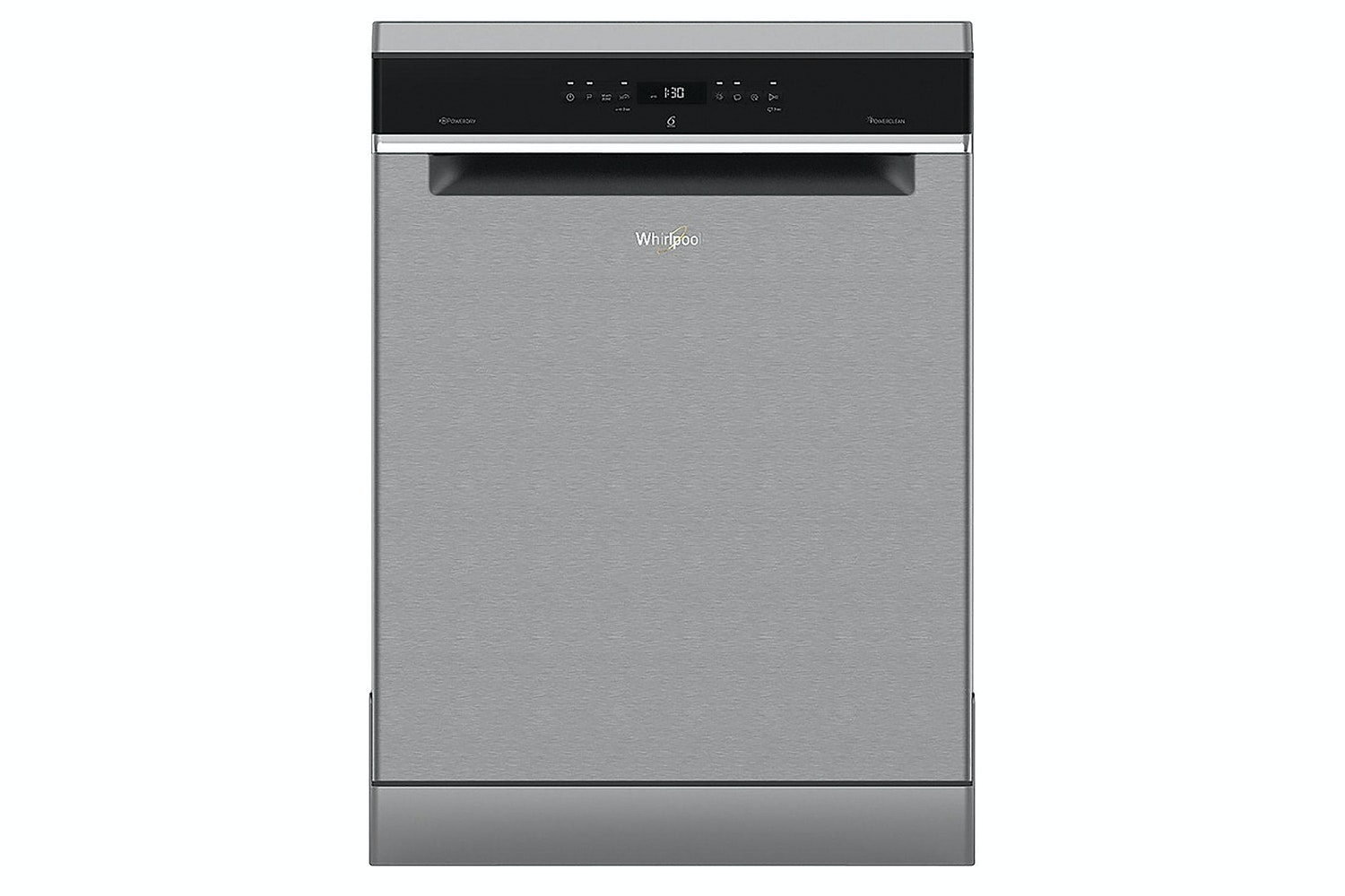 Whirlpool Supreme Clean Free Standing Dishwasher | 14 Place | WFO3P33DLX