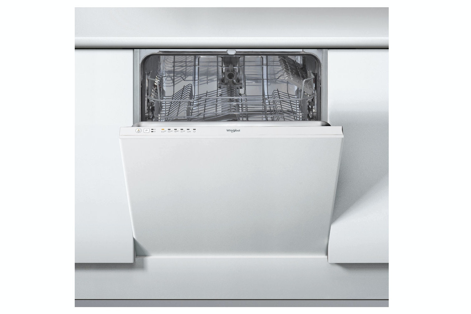 Whirlpool 6th Sense Integrated Dishwasher | WIE2B19