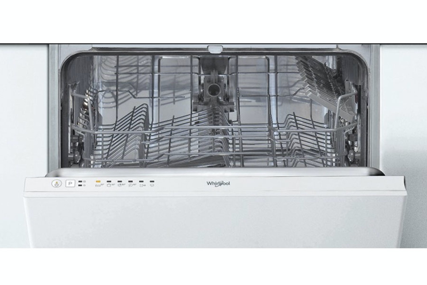 Whirlpool 6th Sense Fully Integrated Dishwasher | 13 Place | WIE2B19